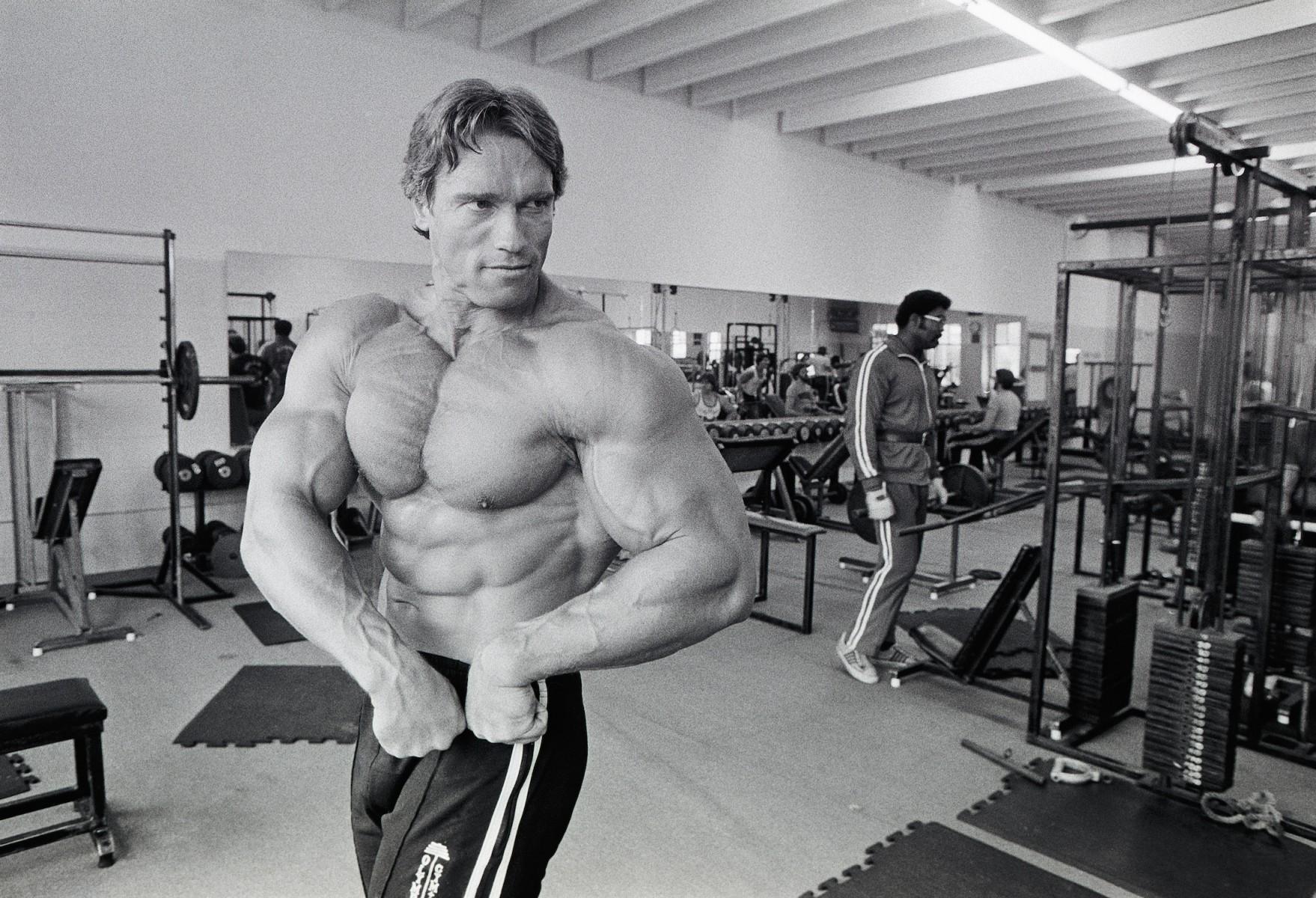 Arnold Schwarzenegger, Los Angeles 1980