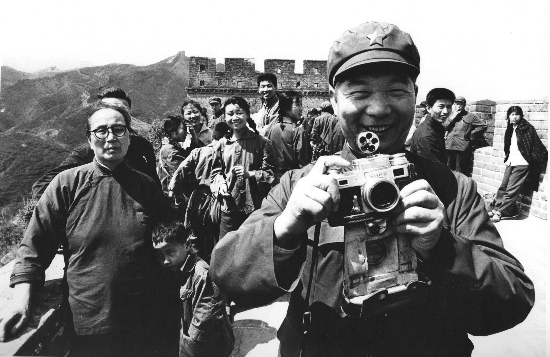 On the Great Wall, 1973