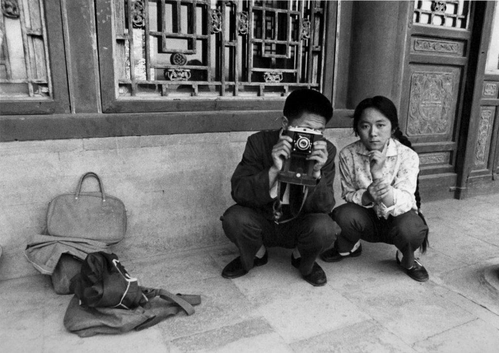 A Photographer Shoots Back in Shanghai, 1973