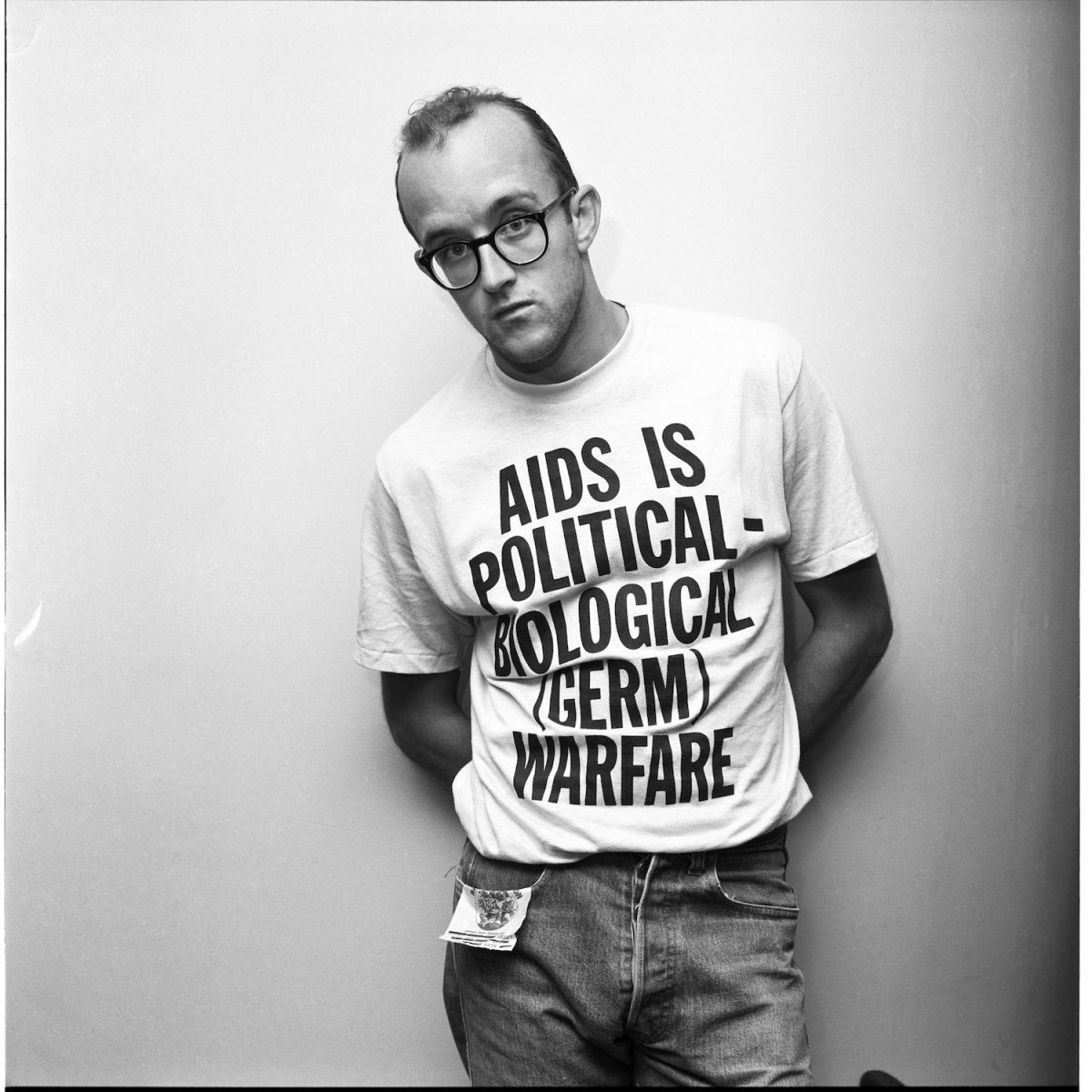 Keith Haring, Lawrence/Kansas 1987