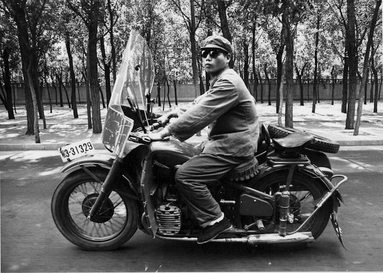 Motorbiker, 1973
