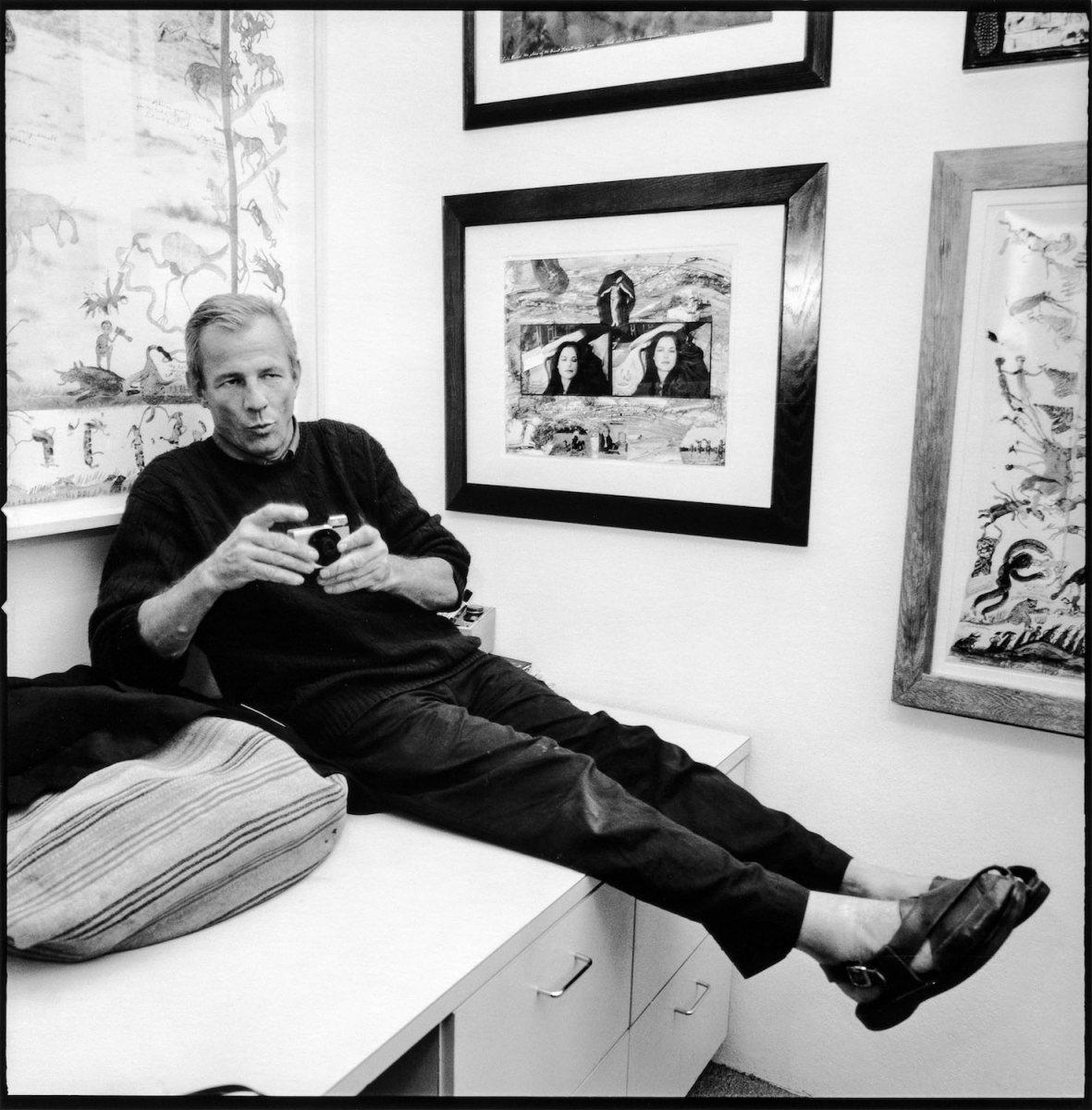 Peter Beard, Los Angeles 1990