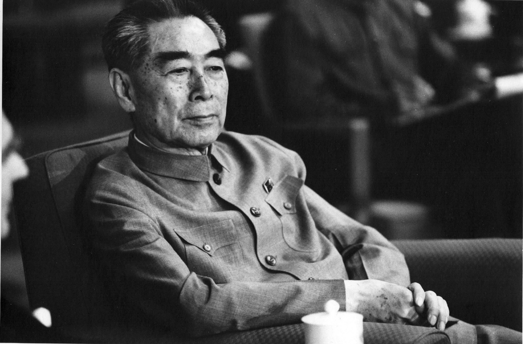 Zhou En-lai, Premier of China, 1973